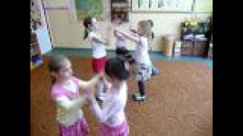 Oh Zuzanna zabawa taniec country zabawy przy muzyce rytmika dla dzieci