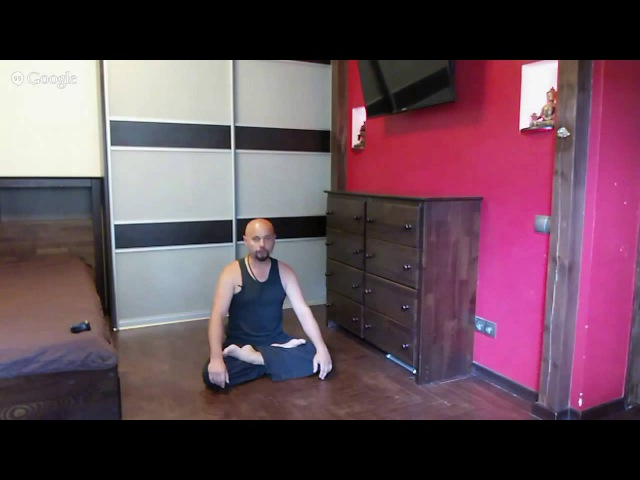 Йога комплекс для ежедневной зарядки. Ваджра йога. Анатолий Пахомов