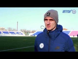 Евгений Ткачук: Матч выдался тяжелым