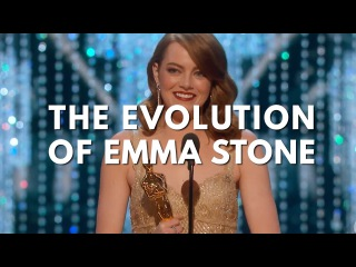 The Evolution Of Emma Stone (Journey To Winning Her First Oscar)