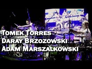 Meinl Cymbals - Drum Trio - 2016 Meinl Drum Festival