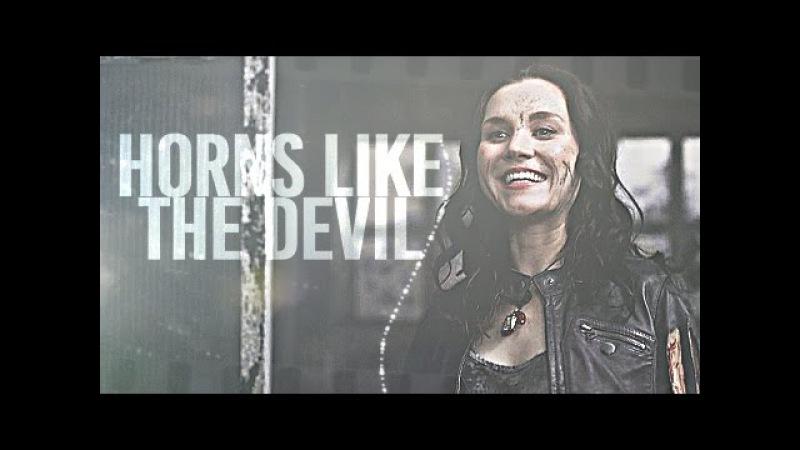 Meg Masters Horns Like the Devil