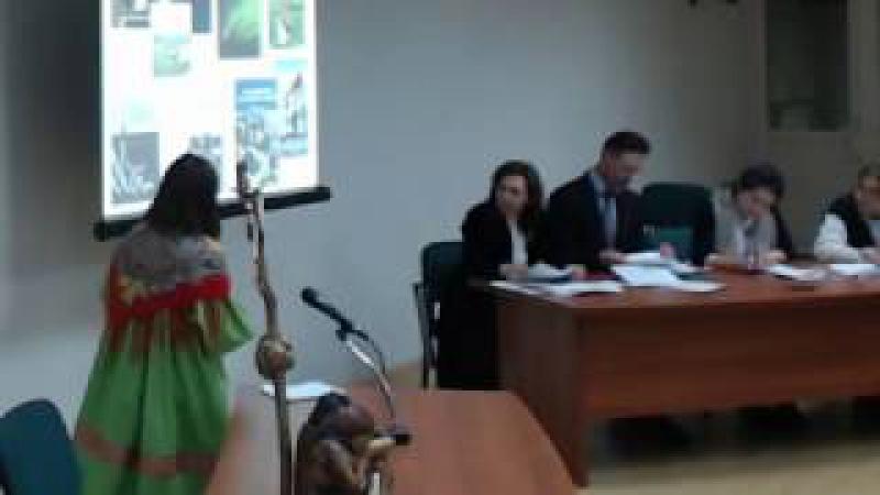 Семинар Этнокультурные центры КМНСС и ДВ РФ Продолжение