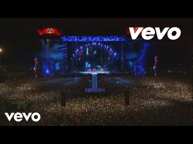 AC DC Thunderstruck Live At River Plate December 2009