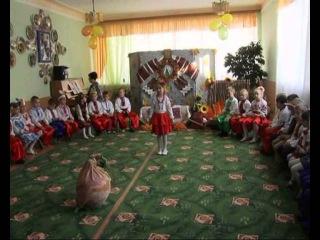 садочок №20 Свято осені в дитячому  м.Тернопіль 2013р.