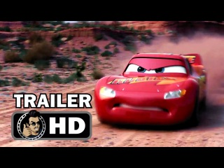 CARS 3 Extended Official Trailer #3 - Next Generation (2017) Disney Pixar Movie HD