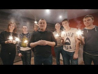 Новогодний Манекен Челлендж | Mannequin Challenge Moscow Supercharge