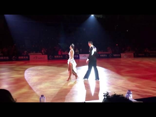 Balan - Moshenskaya, GER Grand Slam Latin Wuhan Jive F 2016