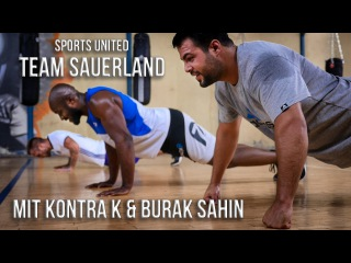 Sports United #9 - Team Sauerland - Mit Burak Sahin & Kontra K