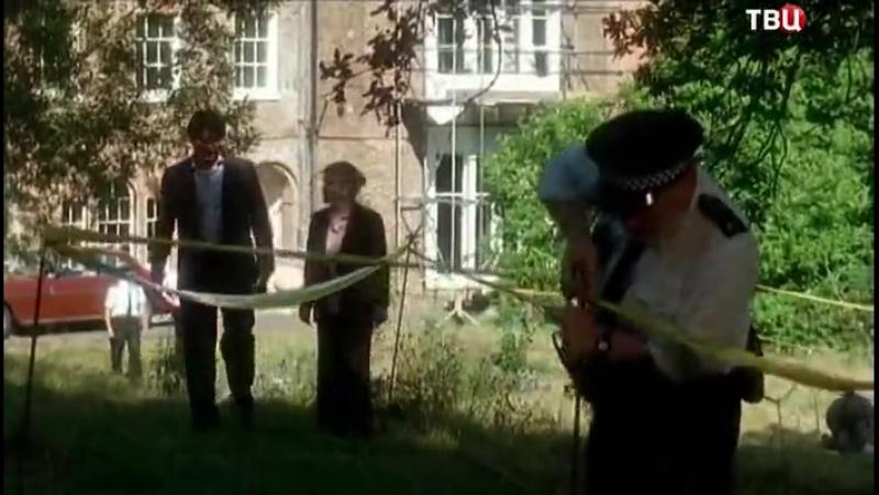 Инспектор Линли расследует 2001 4 сезон 1 серия из 8 Страх и Трепет