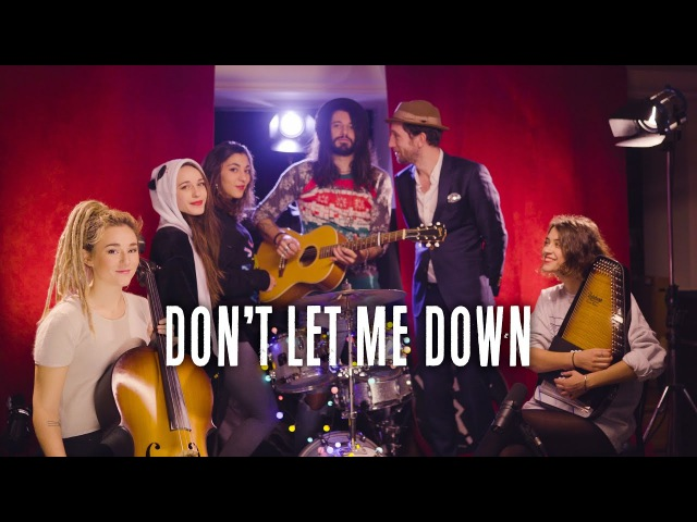 Don't Let Me Down The Chainsmokers cover Waxx feat Pomme Igit L E J