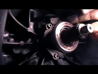 Suzuki grand vitara (доработка мкпп)