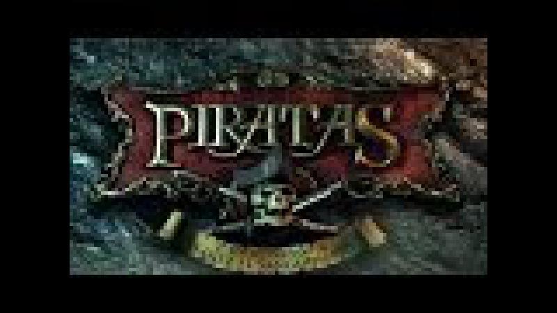 Пираты Испания Исторический сериал 2 серия