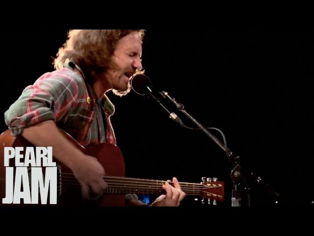 Far Behind Live Eddie Vedder Water on the Road