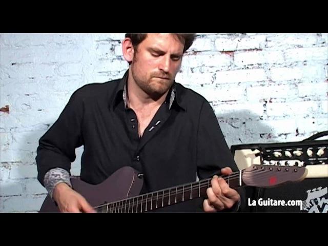 Tao Guitars - T-Bucket - Part I par Brice Delage