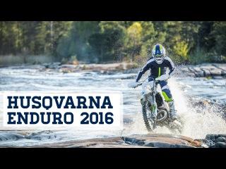 Husqvarna Enduro Model Range 2016