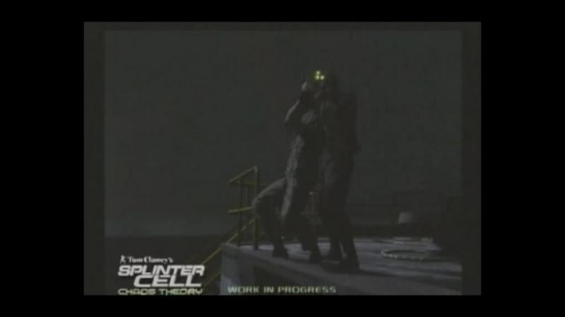 Репортаж о Splinter Cell Chaos Theory