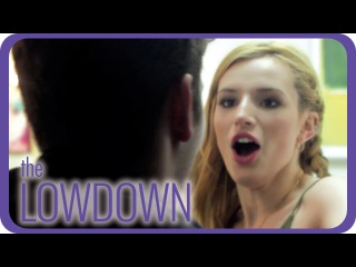Scream's Bella Thorne Gets PRANKED! | The Lowdown with Diana Madison