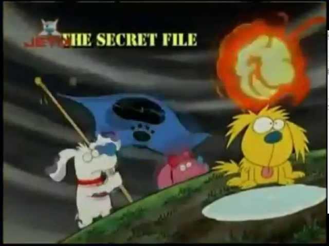 Секретные материалы псов-шпионов (Заставка)