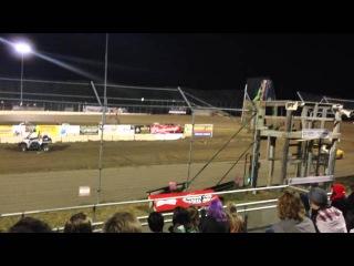 Maggie Stiefvater vs. John Green at the Princeton Speedway