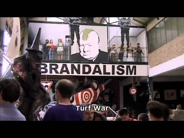 B Movie Banksy на русском языке