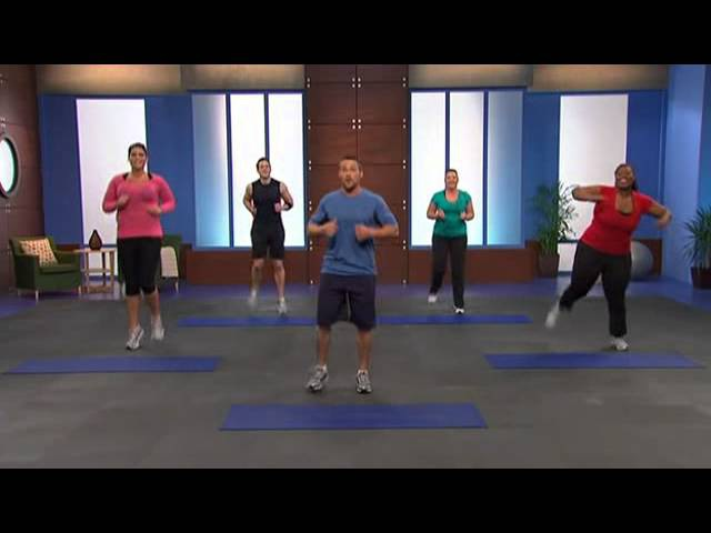 Chris Powell - The Workout (2011) - Level 2