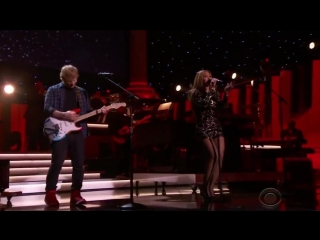 Beyoncé, ed sheeran gary clark jr. tribute stevie wonder
