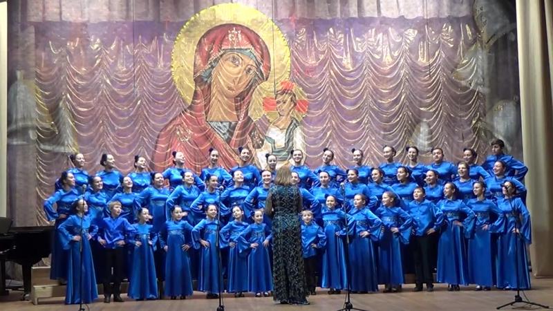 П. Льондєв ЕРГЕН ДЕДА Дитячо-молодіжний хор Преображенського собору м. Вінниці