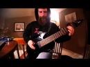 Ibanez RG8 Djent 8 String Groove GoPro Hero Black 3