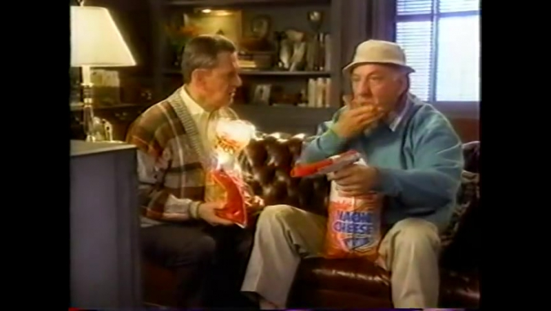 Eagle Snacks (with Tony Randall and Jack Klugman playing Duck Hunt!) (1991)