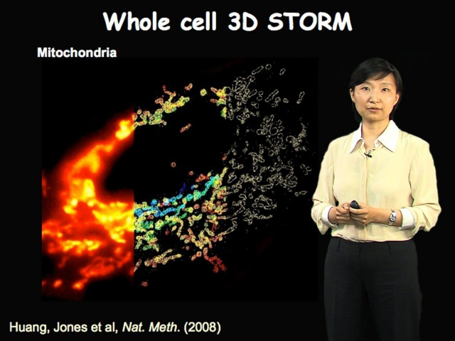 Xiaowei Zhuang (Harvard/HHMI) Part 1: Super-Resolution Fluorescence Microscopy