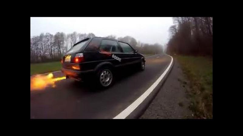 VW Golf Mk2 VR6 Turbo 4motion 700HP Turbo Gockel