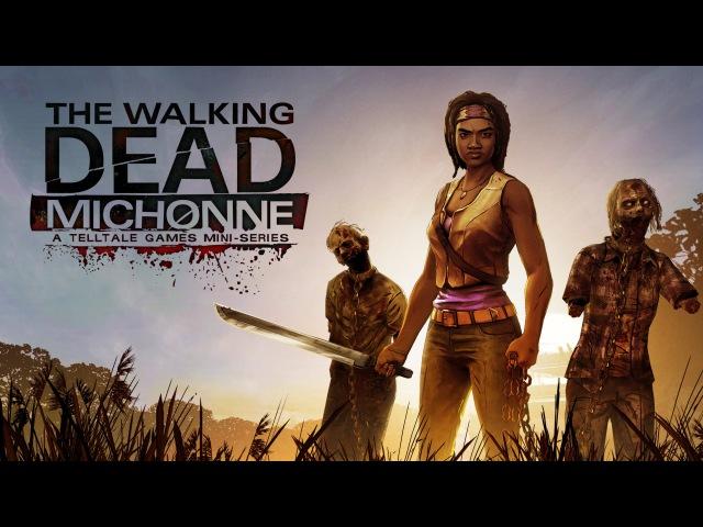 Релизный трейлер первого эпизода The Walking Dead Michonne