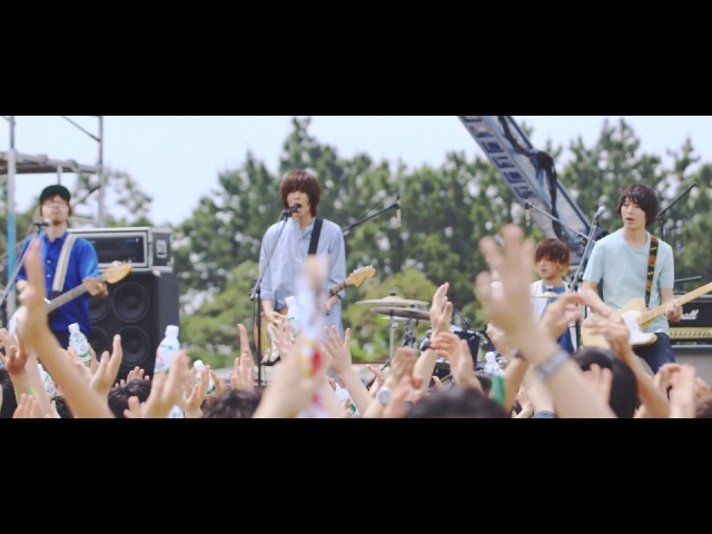 Androp「Yeah Yeah Yeah 」music video 三ツ矢サイダーCMソング