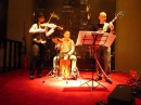 Акустическое трио MEZZO (скрипка, гитара, кахон) - ''Hello, Dolly'' (Jerry Herman)