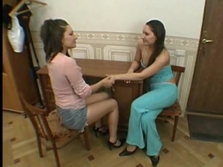 lesbian twins sisters fuck eachother wombstaber
