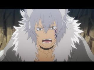 [16+] 12 серия | dungeon ni deai wo motomeru no wa machigatteiru darou ka | может, я встречу тебя в подземелье? |[jazzway anime]