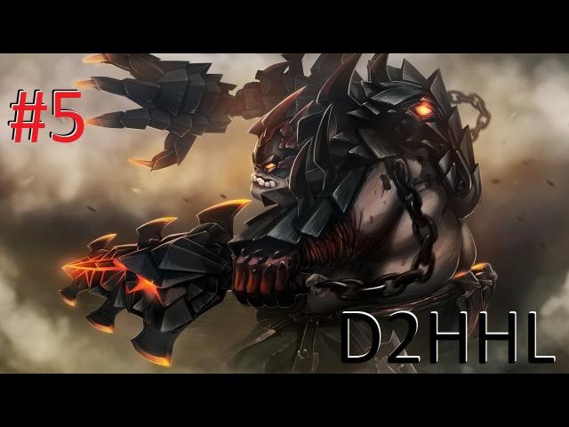 Krims Dota 2 Hero HighLight D2HHL 5 Pudge The Butcher