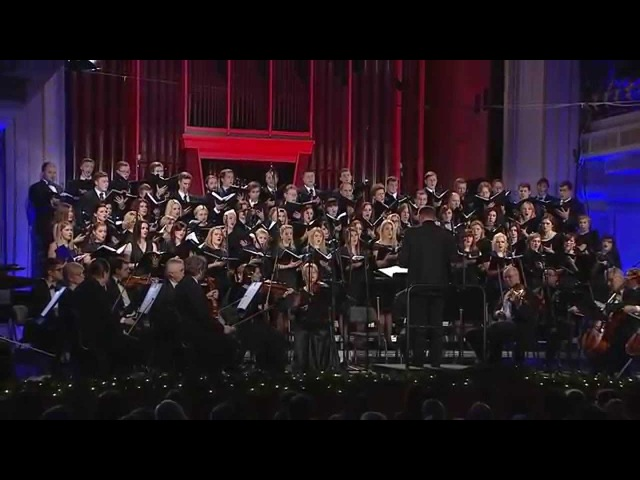 Sunrise Mass Ola Gjeilo Bel Canto Choir Vilnius