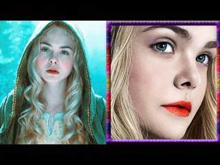 Maleficent - Aurora / Elle Fanning Make Up Tutorial