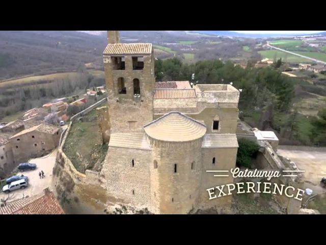 El Pallars Jussà i la Noguera a vista de dron