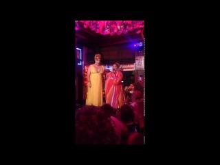 Bojana Stamenov and Lady Galore perform Beauty never lies