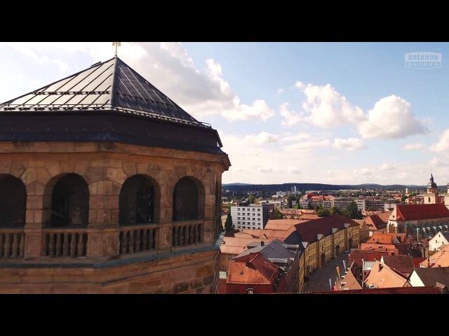 Bayreuth von oben ANTENNE BAYERN Bayern von oben