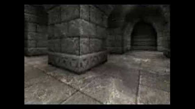 Unreal 1996 Tech Demo Proto