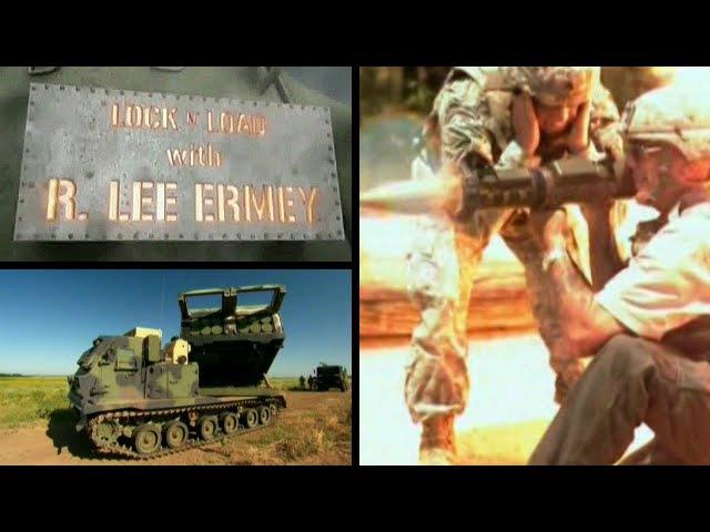 Ракеты Реактивные снаряды Заряжай с Ли Эрми History Channel