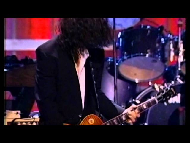 Led Zeppelin and Aerosmith Baby Please Don't Go Rare Rock N' Roll Hall Of Fame Performance HD