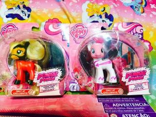 NEW MLP Power Ponies Target Exclusives Applejack Mistress MareVelous Pinkie Pie FiliSecond