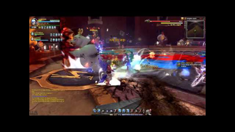 [Dragon Nest] New Lv90 Daedalus Nest Stage 2 (Sniper POV)