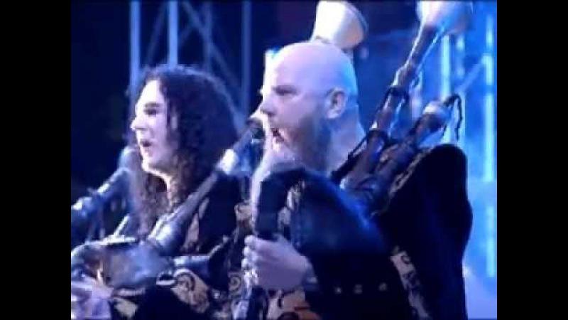 Corvus Corax Florent Omnes live