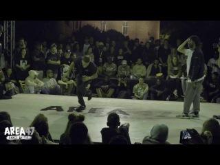 FINAL Rochka/Bougito VS Onel/Makeover | AREA 47 Battle 2016